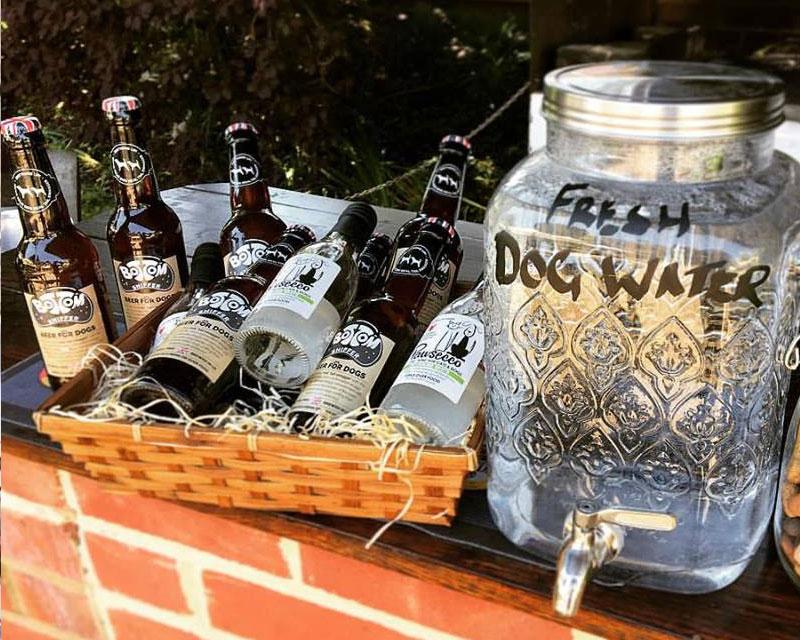 Dog Friendly Pub Oxfordshire