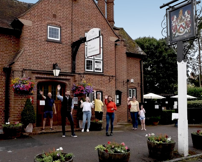 Visit England Pub of the Year